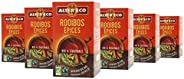 Alter Eco Infusion Rooibos Épices - Bio & Équitable - 20 Sachets - Lot