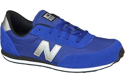 new balance u410 bleu argent