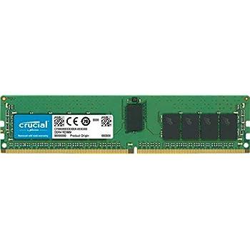 Crucial CT16G4RFD4266 - Memoria RAM de 16 GB (DDR4, 2666 MT ...