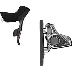 SRAM Red eTap - Frenos de disco - Flat Mount delantero negro 2018