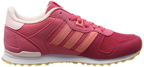 Adidas Zx 700, Sneaker Unisex – Bambini Rosa (Craft Pink/ray Pink/ftwr White)