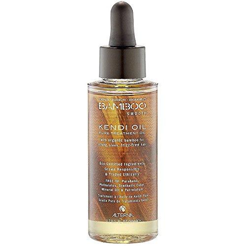 Alterna Bambou Smooth Kendi Dry Oil Mist pour Femme 25 ml - Lot de 2