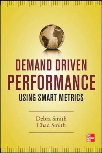 Demand Driven Performance por Debra Smith
