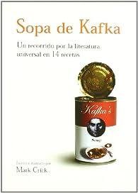 Sopa De Kafka par Mark Crick M.