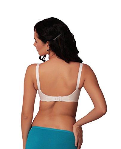 2c63d9b39e86e 3% OFF on Sona Women S Dynamic Full Coverage Cotton Bra on Amazon ...