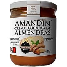 Crema de Almendras Ecológica AMANDIN (330 ...