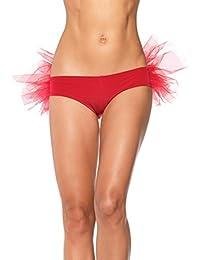 Leg Avenue, Women's 1-Piece Spandex Tanga Panty
