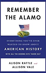 Remember the Alamo: Everything You've Ever Wanted to Know about American History with All the Boring Bits Taken Out by Alison Rattle (2009-11-24)