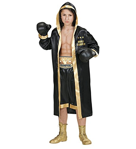Boxer-outfit (Boxer - Kinder Kostüm - XL - Alter 14-16 - 164cm)