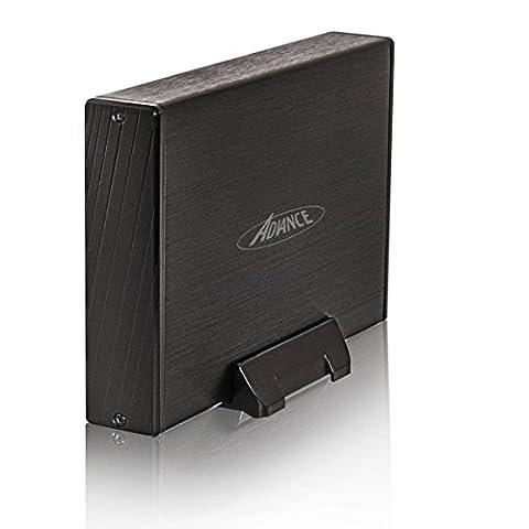 Advance BX-308U3 Boitier externe USB 3.0 pour Disque Dur 3,5