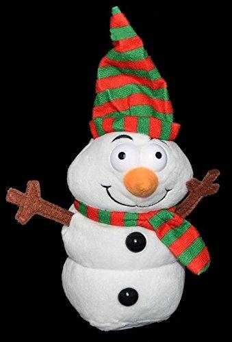 BUSDUGA Laber-Schneemann , Wir sprechen Alles nach - Wählen Sie ihre Figur aus (Laber-Schneemann)