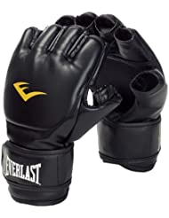 Everlast 7560 - Guantilla MMA, color negro