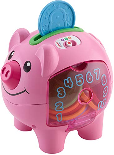 Fisher-Price Laugh & Learn Smart-Stages Piggy Bank.