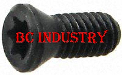 5 Stk. M4 x 10 Torx Schrauben für Halterungen/ Klemmhalter Wendeschneidplatten