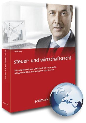 redmark steuer und wirtschaftsrecht, CD-ROM Die schnelle Wissens-Datenbank für Steuerprofis: Mit Arbeitshilfen, Fachzeitschrift und Services