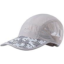 MaMaison007 NatureHike estate ha raggiunto il picco Cap casco coloniale Sunhat visiera Cap Sunbonnet veloce asciutto Sport Trekking -