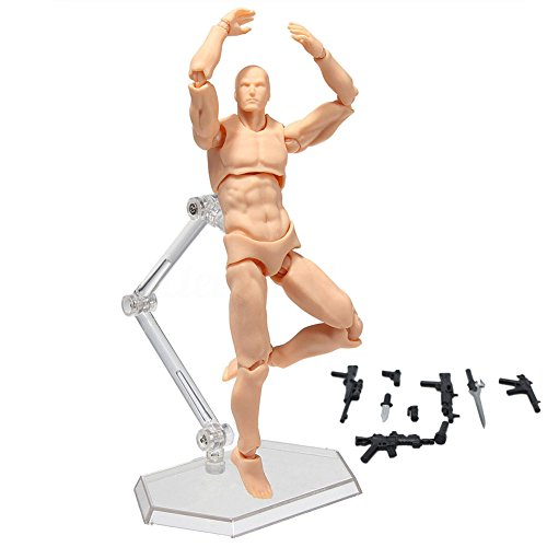 Rokoo 2.0 Körper Kun Puppe PVC Körper-Chan DX Set Archetyp Nächste Männliche Actionfigur