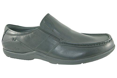 Wrangler Schuhe Santos wm142941K Schwarz wbJU6A2cz