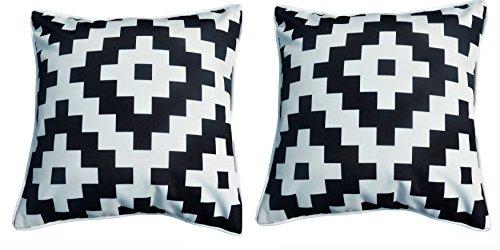 Direct Geflecht Dekorative Überwürfe Kissen Kissen umfasst die Creative Kissenbezüge für Sofa Schlafzimmer, 45x 45cm