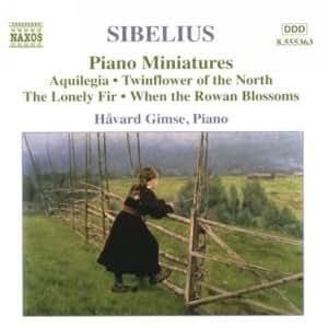 Sibelius - Piano Works Vol 4