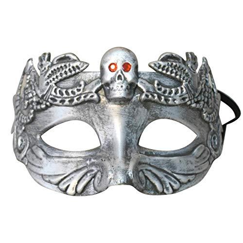 Nannday Halloween schreckliche Maske, Kostüm Ball Relief