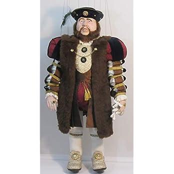 Marionette Heinrich VIII