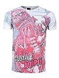 Godzilla - Autopsie - Offizielles Herren T-Shirt - Blau, L