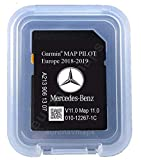 SD Karte MERCEDES GARMIN MAP PILOT Europe 2018 - STAR2 - A2139063605