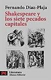 Libros Descargar en linea Shakespeare y los siete pecados capitales El Libro De Bolsillo Literatura (PDF y EPUB) Espanol Gratis