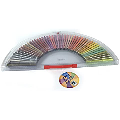 Art Alternative Arcobaleno Marker Set / 100