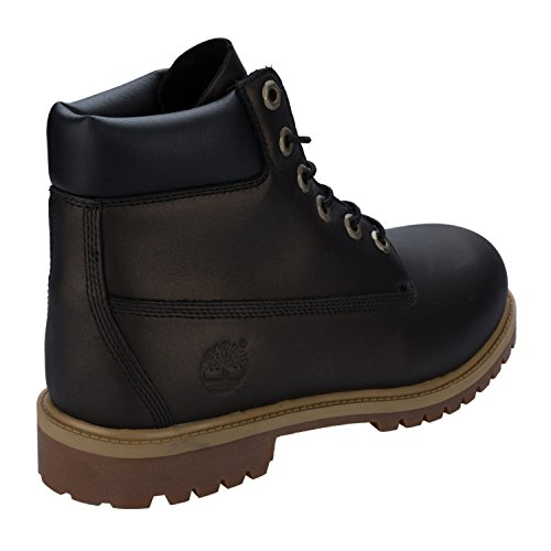 Kinder Timberland 6-Inch Boot Black/Gold