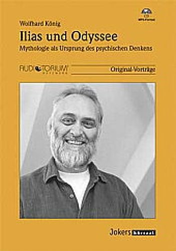 Netzwerk-könig (König, Wolfhard H.: Illias und Odyssee Mythologie am Ursprung des Abendlandes - 1 MP3-CD - JOK2305M)
