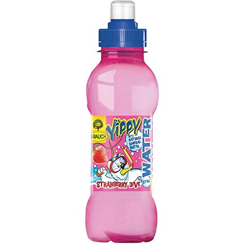 Rauch Yippy Water Strawberry 12 x 0,33l PET