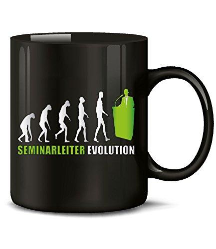 Seminarleiter EVOLUTION 5893(Schwarz-Grün)