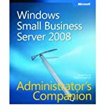 Windows Small Business Server 2008 Administrator's Companion Book/CD Package (Pro - Administrator's Companion) (Paperback) - Common