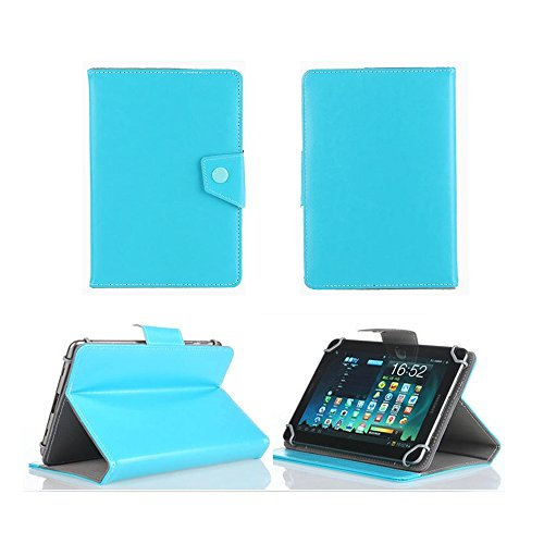 Universal tablet PC tasche 10 zoll Ultra Slim Leder Style Xeptio blau mit Ständer - Tasche Hülle Schutzhülle Case Cover Tablet 9.2 9.4 9.7 10 10.1 10.2 zoll für Asus Google Nexus 10, Samsung Galaxy Note 10.1 N8000 / N8010 / Edition 2014 - Samsung Galaxy Tab 2 P5110 / P5100 - Galaxy Tab 3 10.1 wifi + 3g P5200 - Galaxy Tab P7510 / P7500 - Apple iPad 2, 3 und 4 Retina - iPad Air 3G/4G/LTE - Intenso Tab 1004 - Superpad - Captiva Pad 10 - Odys Noon / Cosmo / Iron / Leos 10 - Easypix EasyPad 970/1370 - Acer iconia A3-A10 - Tab A510 / A511 / A700 / A701 / A210 / A211 / W510 - Coby Kyros MID1125/MID1126 - Medion Lifetab S9714 / E10311 - Toshiba AT300-100 / AT300-101 / AT300-103 - Asus EeePad Transformer Pad TF101 / TF101G / TF300T / TF700 / TF700T - Asus MeMo Pad Full HD10 ME302 - TechniPad 10G - Siroco Tablet 10 - Ainol Novo 10 Hero - Archos 101 - Arnova 9 G2 / 10c G3 - I-ONIK TabletPC TP10.1-1500DC-metal - MEDION MD 98248 / LifeTab P9514 - Motorola Xoom 1 / 2 (simple or Media Edition) neu Sony Xperia tablet Z / SGPT121 Tablet S (Zubehör XEPTIO - PU Leder - blau)
