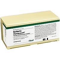 BERBERIS HOMACCORD Ampullen 50 St preisvergleich bei billige-tabletten.eu