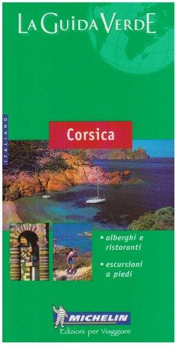 Corsica 2004 (en italien) par Guide Vert