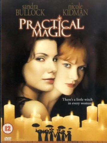 Practical Magic DVD 1998