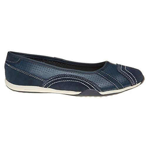 Sole Ashley Femme Chaussures Bleu blue