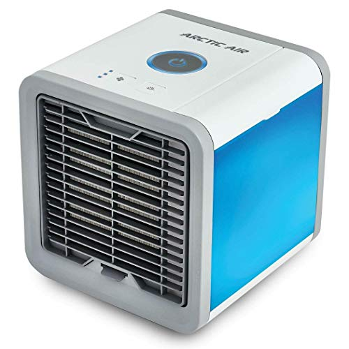 Gen New Arctic Like Cold Air Cooler Feels Like Ice Cube Colours Changing Led Cooler Dehumidifier Air Purifier Desk Fan Personal Space Cooler