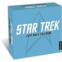 Star Trek Daily 2019 Day-To-Day Calendar