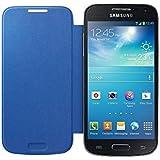 Samsung Original EF-FI919BCEG Etui à rabat pour Samsung Galaxy S4 Mini