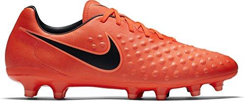 Mango Nero Scarpe Fg brght Magista Uomo Totale Calcio Ii Onda Da Nike cremisi Formazione Rosso w7aTx6qfB