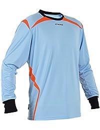 Stanno Livorno Manga Larga Camiseta de Portero de Color Azul Claro Naranja  Niños (Sky Blue ed77a93d69e3c