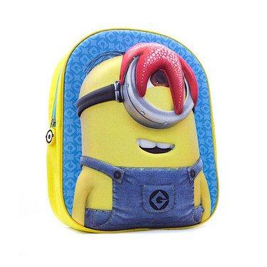 Minions Kinder 3D Rucksack MIN1-8225 33cm 11.6L
