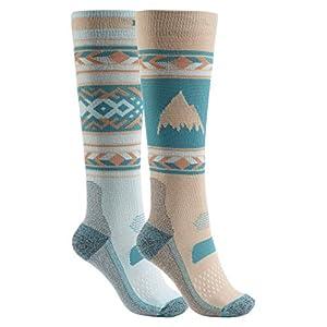 Burton W Prfrmnc LW SK 2Pk Socken abyss Größe: M/L Farbe: abyss