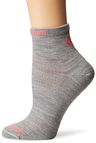 PEARL IZUMI-Ride Damen Elite Wolle Socken, Damen, 14251509136, Grau - Limestone, S -