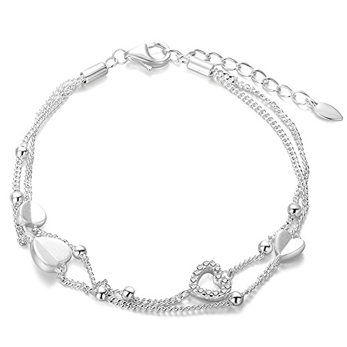 silverage-bracciale-argento-925-doppio-strato-amore-cuore-per-donna
