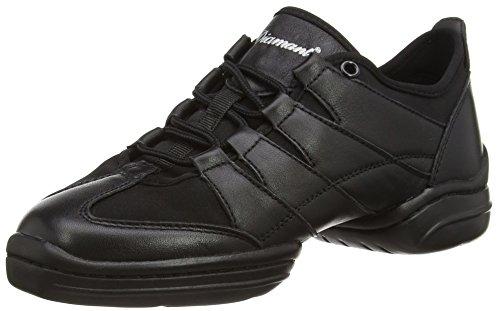 DIAMANT Dance Sneaker DDS006-040 Schwarz